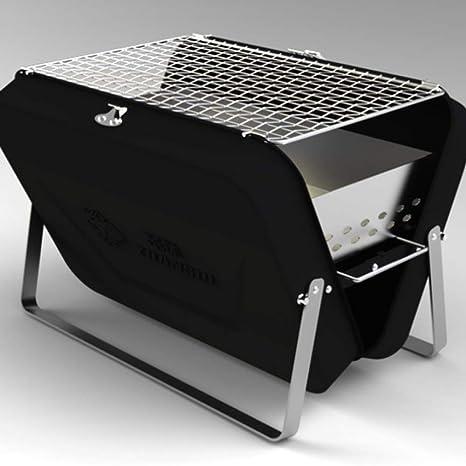 BJYG Barbacoa Parrilla al Aire Libre Horno de Cocina Carbón ...