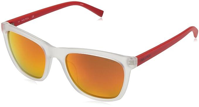 Nautica N3629Sp 949 56, Gafas de sol para Hombre, Crystal ...