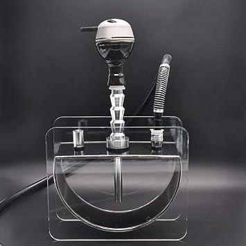 Funnyrunstore Mini Spice Mill tabaco Detectores de pipas de molienda detector de humo,Negro: Amazon.es: Hogar