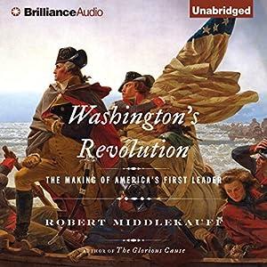 Washington's Revolution Audiobook