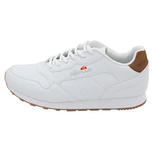 ellesse Baskets Sprint Homme - Blanc - 46  Amazon.fr  Chaussures et Sacs cdee6101110e