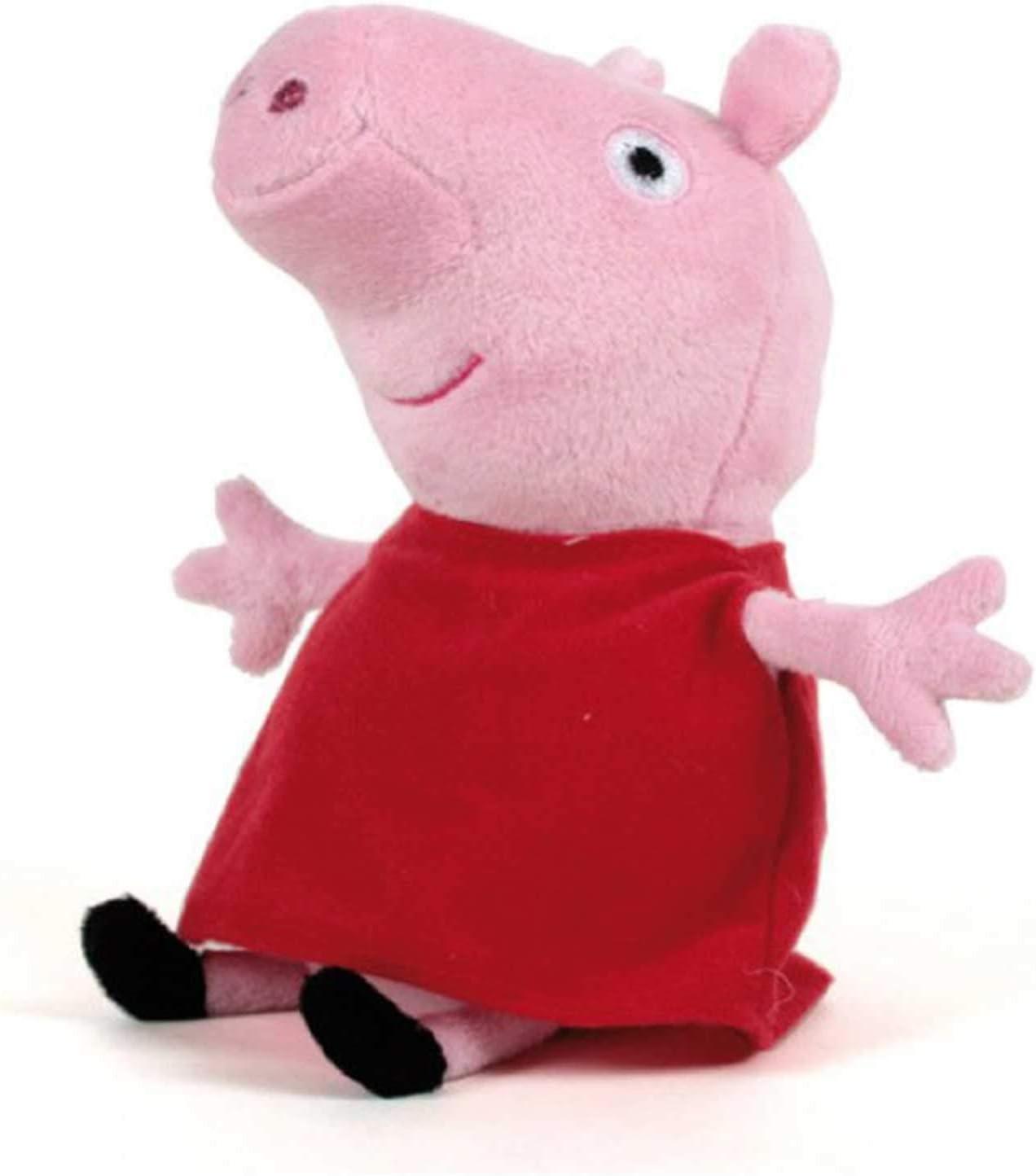 JT Peppa Pig Peluche Peppa Wutz - Peppa Pig