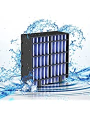 Portable Air Conditioner Replacement Water Curtain, Accessories of Mini Air Conditioner Fan, Made of Natural Plant Fiber, Super Absorbent, Easy to Replace, Suitable for Popular Styles Air Cooler