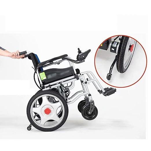 DLY Ancianos Discapacitados Silla de Ruedas Energía ...