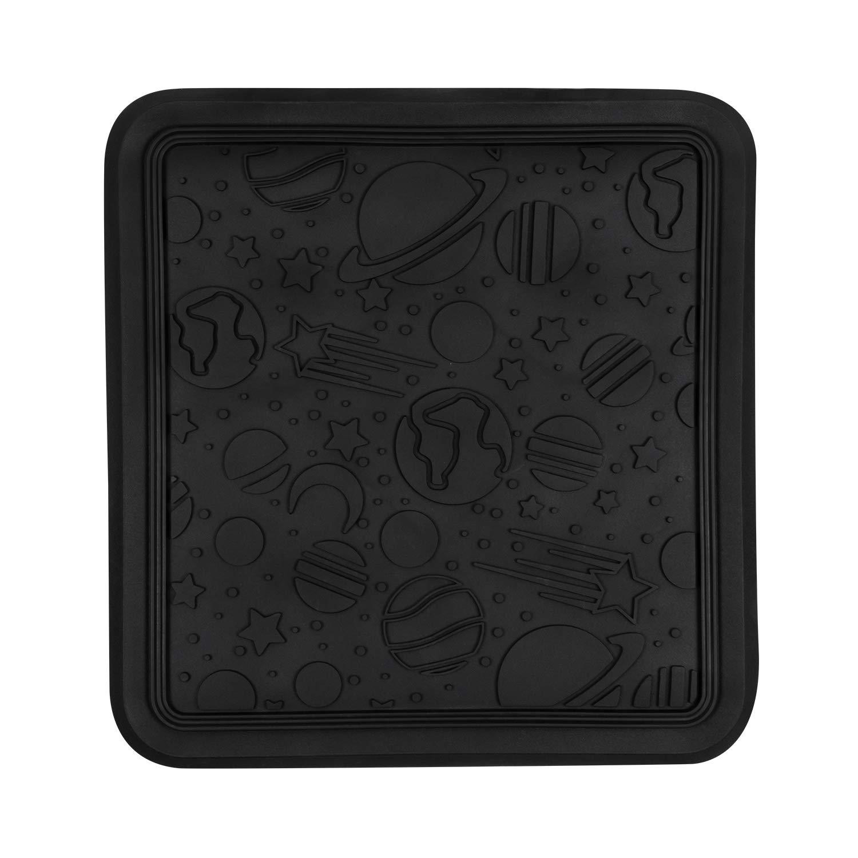 LUNNA FM-344O Butterfly Floor Mat 4 Piece