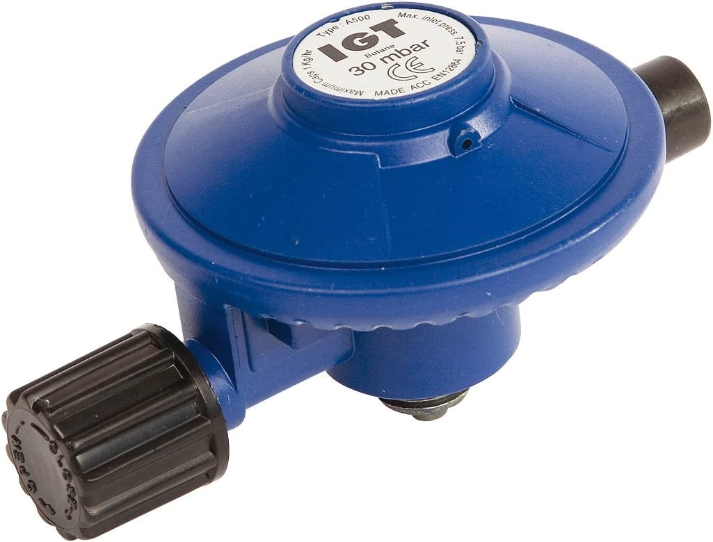 1//4L 30mBar Pressure Regulator IGT Campingaz