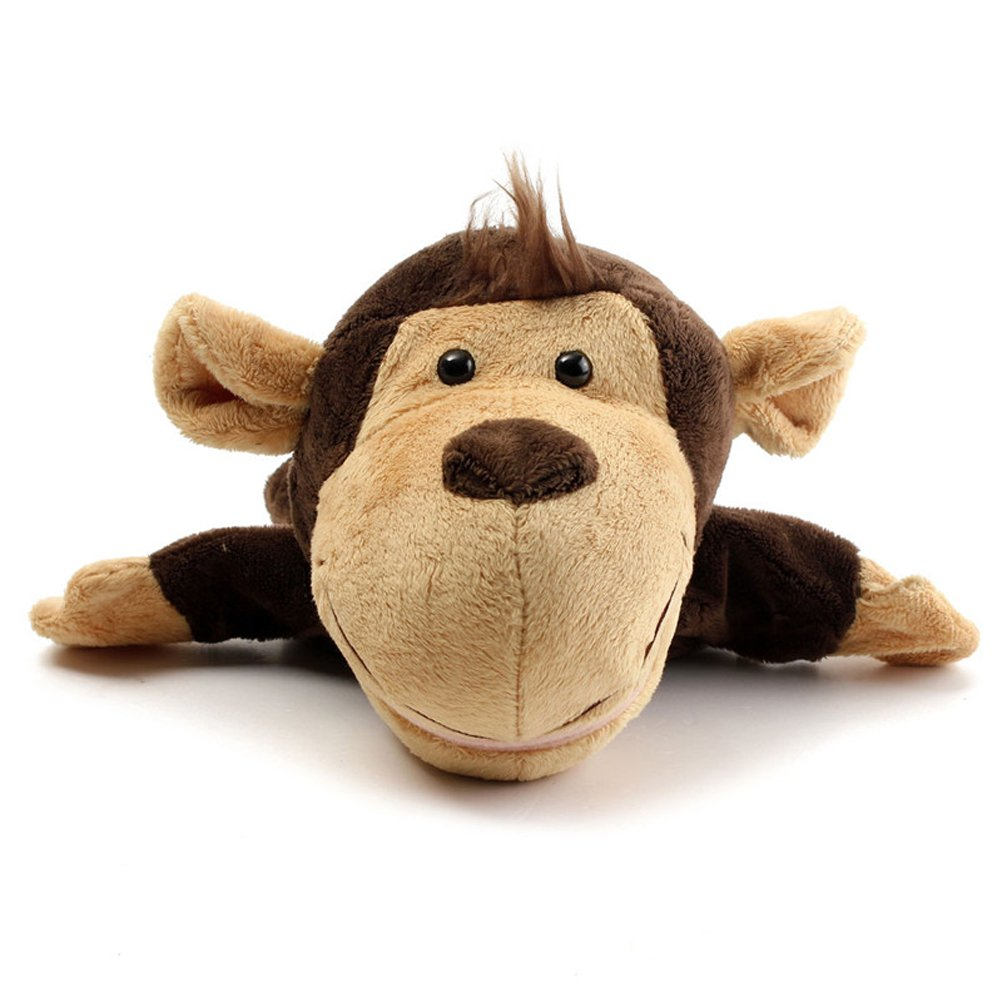 TOYMYTOY Marionetas de mano peluches animales T/íteres de mano Juguete Mono