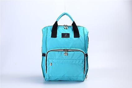 Bolsa de pañalero Backpac multifunción de gran capacidad madre bolsa madre y bebé fuera de la