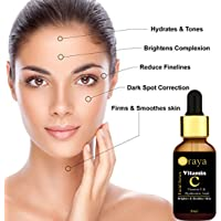 Oraya Vitamin C Face Serum For Skin Brightening, Anti-Ageing & for Glowing Skin 30ml