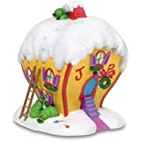 Department 56 Grinch Villages Cindy-Lou Who's House, 7.48-Inch