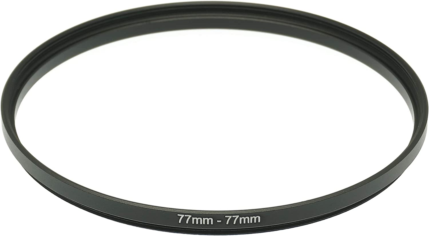 Gadget Place 77mm Diameter Extension Ring//Spacer 3.7mm Long