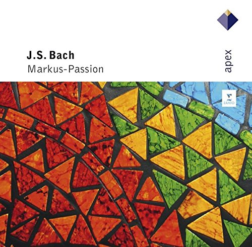Bach  St Mark Passion