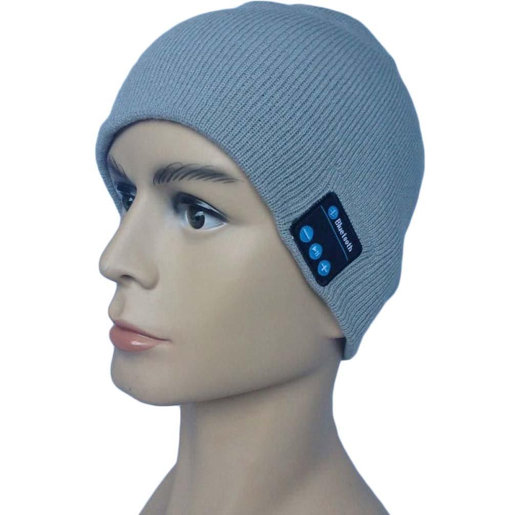 Bluetooth Beanie Nz - Parchment N Lead d5acaa95c80b