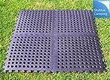 Kampa Easylock Flooring Tiles / Multi-purpose Carpet Tiles