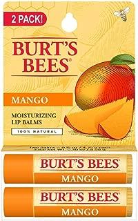 product image for Moisturizing Lip Balms 2 Pack - Mango 2/0.15 Ounce (4.25 g) Balm