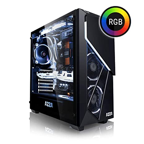 PC-Gaming AMD Ryzen 5 1600X 6x4.00GHz Turbo • Windows 10 · GeForce