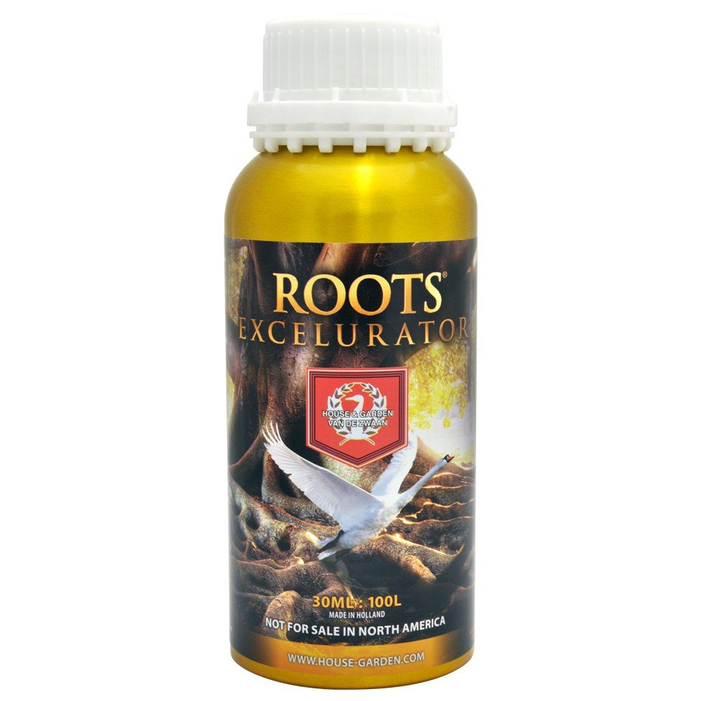 house and garden root excelurator 100ml & free pippet