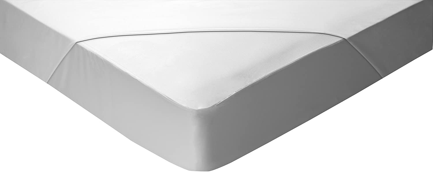 Pikolin Home - Protector de colchón Lyocell, híper-transpirable e impermeable, color blanco, 150 x 190/200 cm, cama 150 (Todas las medidas): Amazon.es: ...