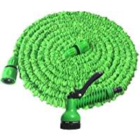 Hainice Garden Slang, flexibele tuinslang, 75FT Water slang buis uitbreidbaar, anti-lekkage tuinhoezenslang met MUL…
