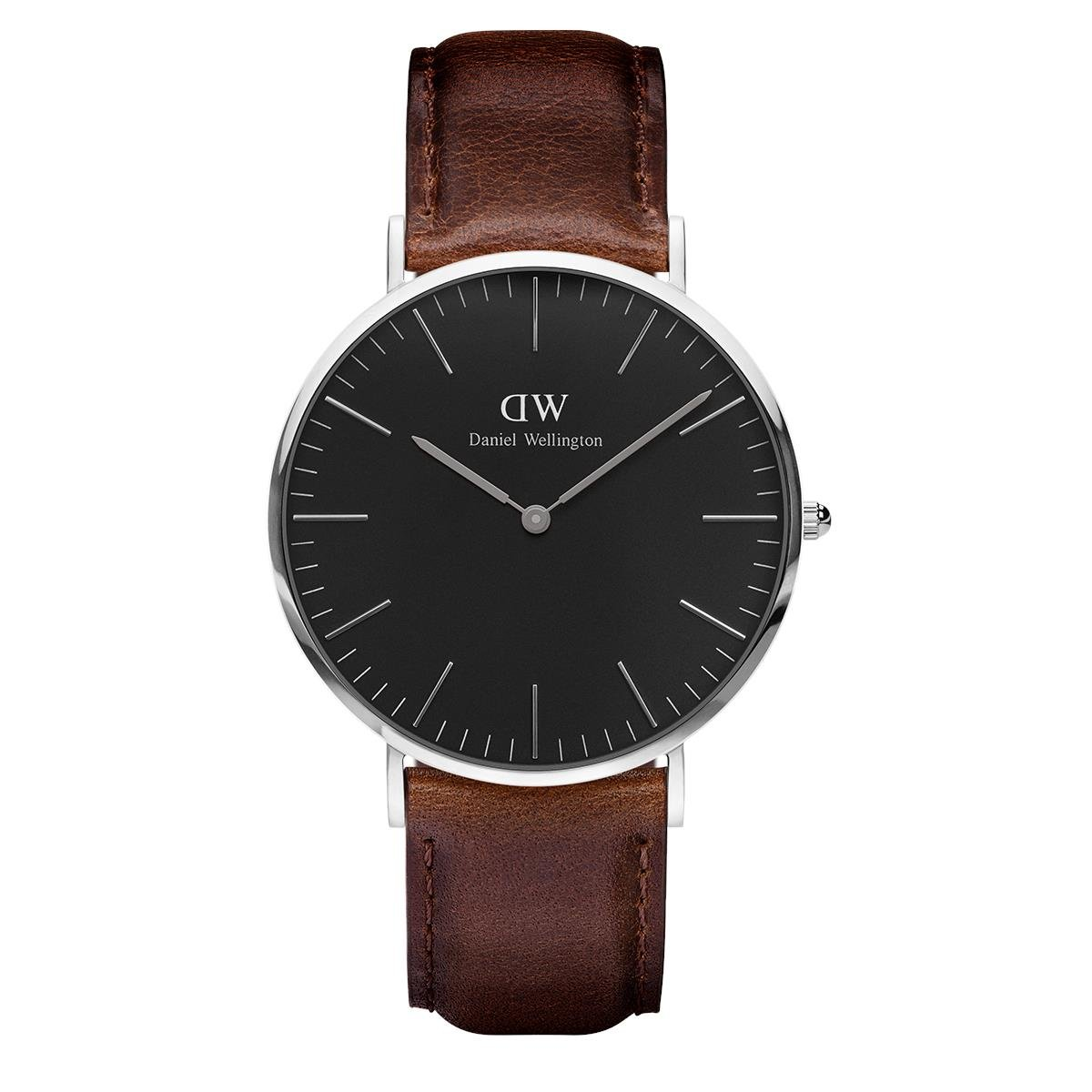 Daniel Wellington Classic Black Bristol 40mm