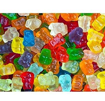 c8974ec67f7be0 Amazon.com   Baby Mini Gummy Bears 5LB Bag   Gummy Candy   Grocery ...