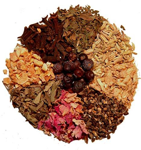 - Tula-Ananda Kapha Energizing Herbal Tea 16 oz. vol..