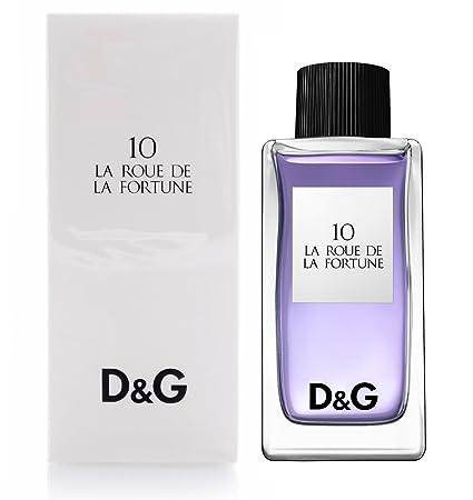 Dolce   Gabbana Anthology 10 La Roue de la Fortune Eau de Toilette Spray 100  ml  Amazon.it  Bellezza 3e39fb3ad6f