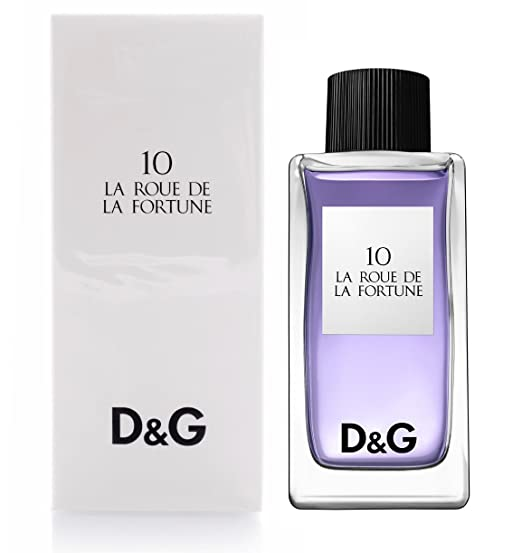Gabbana Route La 100 Fortune – Parfum Ml De Dolceamp; 10 lcJ3FuTK1