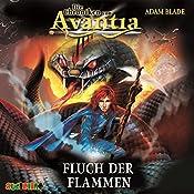 Fluch der Flammen (Die Chroniken von Avantia 4) | Adam Blade