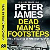 Dead Man's Footsteps: Roy Grace, Book 4 | Peter James