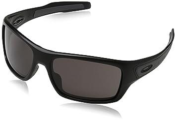 best place to buy oakley sunglasses 8gv2  Oakley Turbine Sun Glasses, Mens, Turbine, Matte Black/Warm Grey, 1