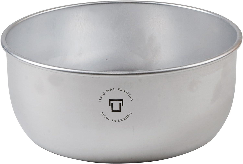 Trangia 327715 Series - Cacerola de aluminio (1,5 L, tamaño 25), color plateado