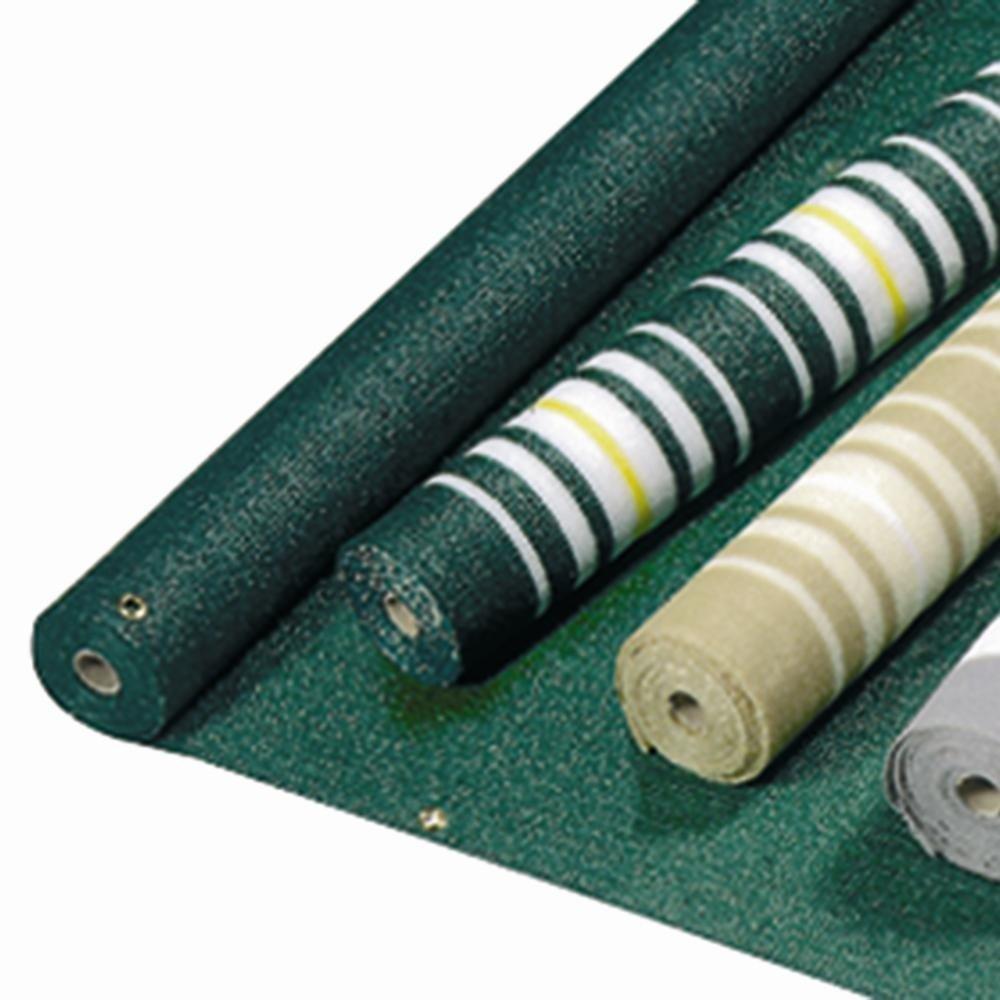 TNC 903831 Balkonverkleidung Balcona, abwaschbar, Rollenware, 25 m x 90 cm, uni blau