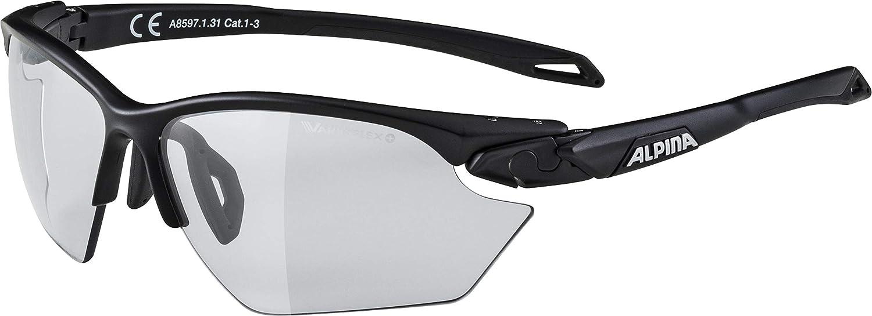 ALPINA Mujer Twist Five HR S VL +–Gafas de Sol Deportivas, Prosecco/White, One Size 0AM2K|#Alpina A8597