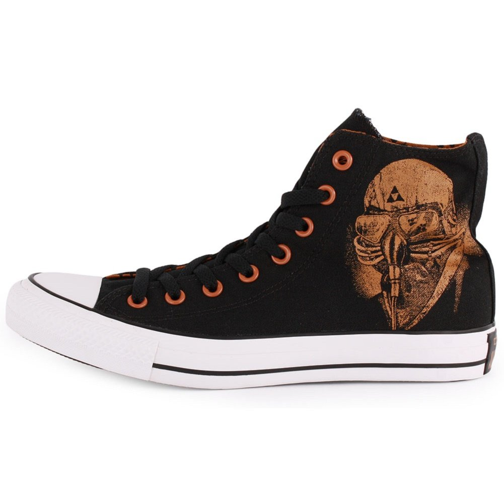 0bb22f20cf88 Converse Black Sabbath Never Say Die Jet Pilot Mask Snekaers (5.5 D(M) US)   Amazon.ca  Shoes   Handbags