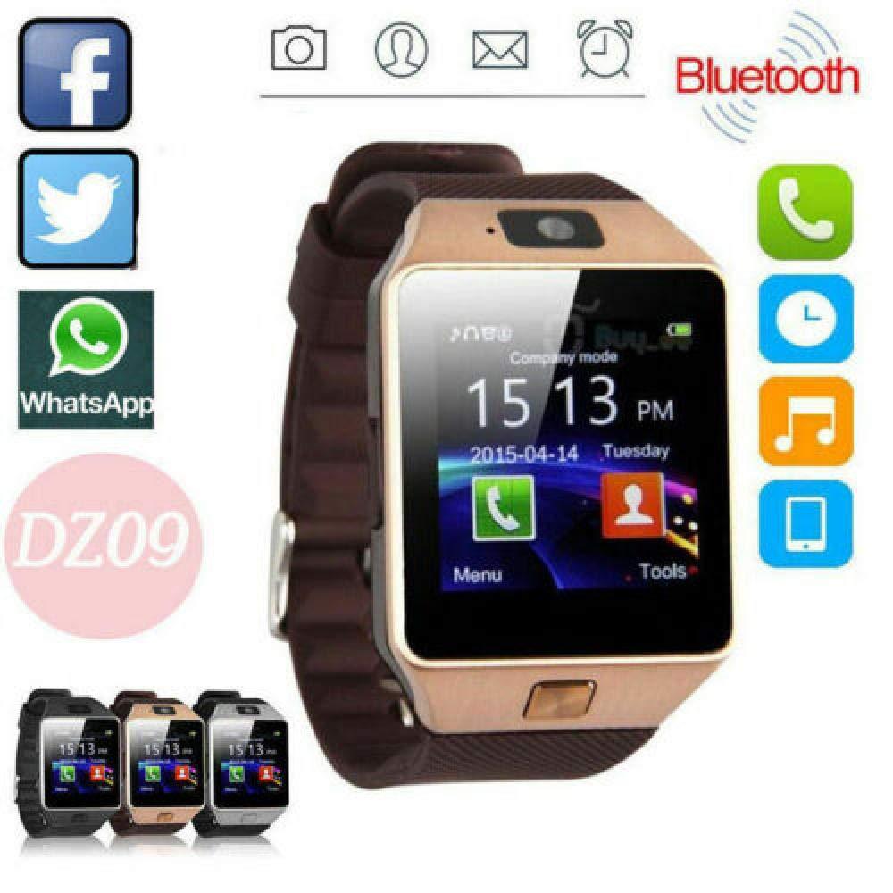 Relojes Inteligentes Latest Dz09 Smart Watch with Camera ...