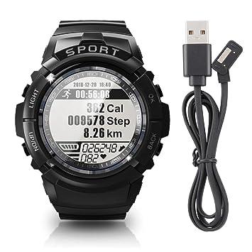 Redxiao Smartwatch, Monitor de frecuencia cardíaca ...