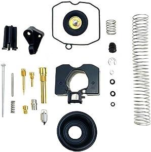 Ezzy Auto Carburetor Rebuild Kit fit for Harley Davidson CV40 27421-99C 27490-04 CV 40mm Carb