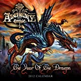 The Year of the Dragon 2012 Calendar by