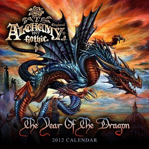 The Year of the Dragon 2012 Calendar by Alchemy Carta Ltd.