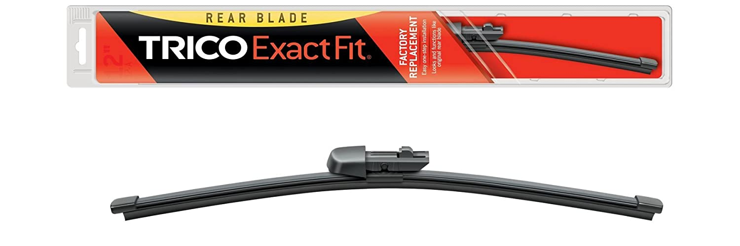 Trico 11-H Exact Fit Rear Wiper Blade 11', Pack of 1