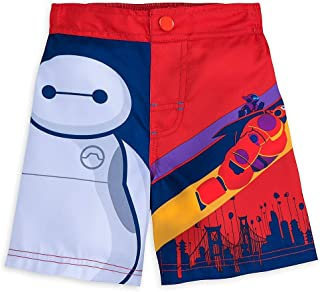 Disney Baymax Swim Trunks for Boys - Big Hero 6 Size 2 458066984138