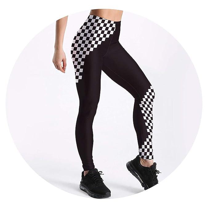 Amazon.com: Leggings góticos para mujer, color blanco y ...