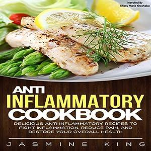 Anti Inflammatory Cookbook Audiobook