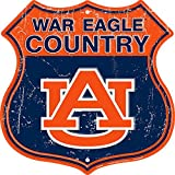 War Eagle Country - Auburn University Route Sign