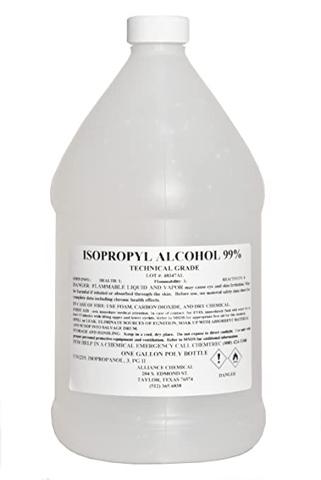 Amazon Isopropyl Alcohol 99 Technical Grade