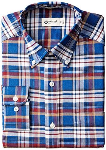 Haggar Pinpoint Oxford Long Sleeve Regular Fit