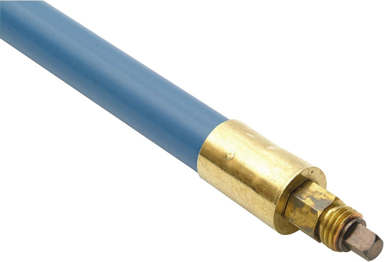 Advanced Bailey XS1604 L//F bleu Poly-Canne /à p/êche 3//4 x 3 cm  1  w//Min WH Cleva /® garantie
