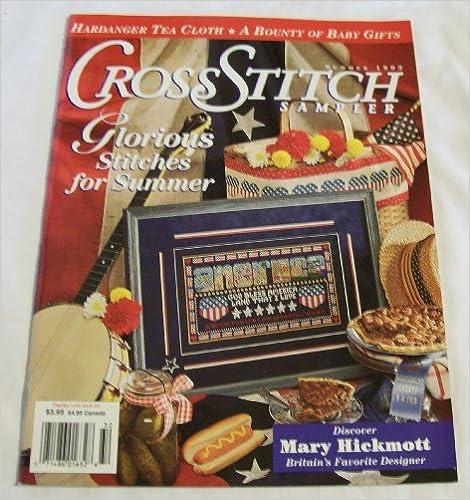 Cross Stitcher Magazine Pdf