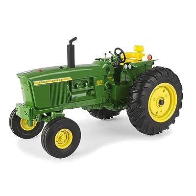 TOMY 1/64 John Deere 4020, ERTL Collect N Play: Toys & Games
